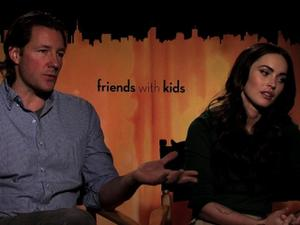 Friends With Kids: Ed Burns & Megan Fox Movies At Home
