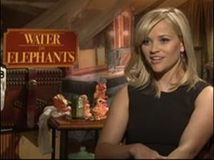 Exclusive: Water For Elephants - Cast Interviews