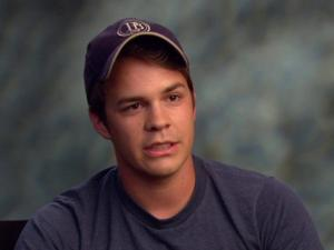 The Perks Of Being A Wallflower: Johnny Simmons On His Reaction To The Script