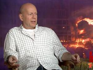 Exclusive: A Good Day to Die Hard - The Fandango Interview