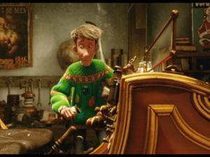 Exclusive: Arthur Christmas - Magic Dust