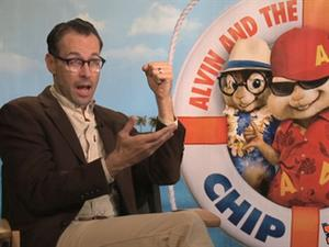 Exclusive: Alvin and the  Chipmunks: Chipwrecked - The Fandango Interview