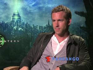 Exclusive: Green Lantern Cast Interviews