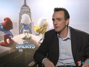 Exclusive: The Smurfs - Cast Interviews