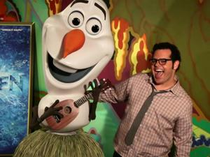 Exclusive: Frozen - Josh Gad