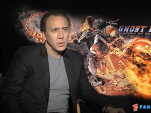 Exclusive: Ghost Rider Spirit of Vengeance - The Fandango Interview