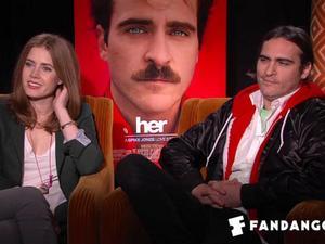 Exclusive: Her - The Fandango Interview