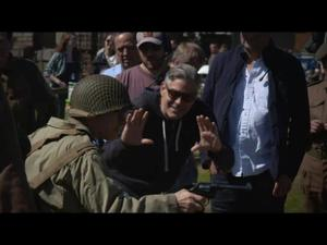 Exclusive: The Monuments Men - George Clooney Featurette
