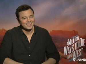 Exclusive: A Million Ways to Die in the West - The Fandango Interview