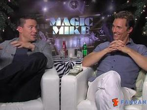 Exclusive: Magic Mike - The Fandango Interview