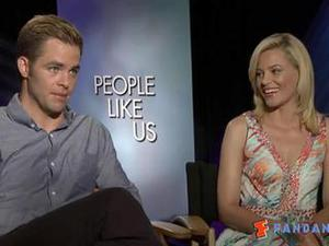 Exclusive: People Like Us - The Fandango Interview