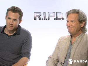 Exclusive: R.I.P.D. - The Fandango Interview