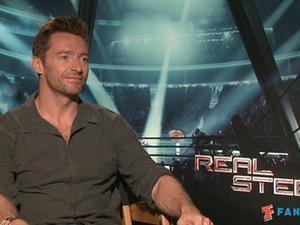Exclusive: Real Steel - Cast Interviews