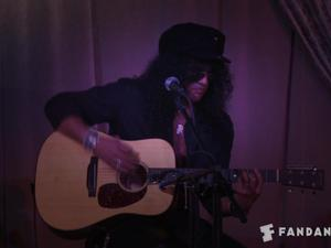Exclusive: Nothing Left To Fear - Slash's Premiere Party Performance 'Standing in the Sun'