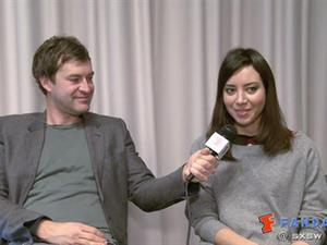Exclusive: Safety Not Guaranteed - SXSW 2012  Mark Duplass & Aubrey Plaza Interview