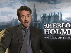 Exclusive: Sherlock Holmes: A Game of Shadows - The Fandango Interview
