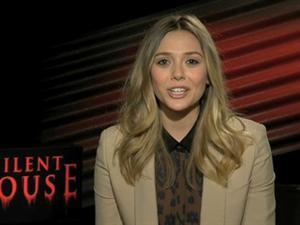 Exclusive: Silent House - Elizabeth Olsen Fandango Video Intro