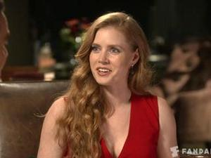 The Frontrunners - Amy Adams Interview