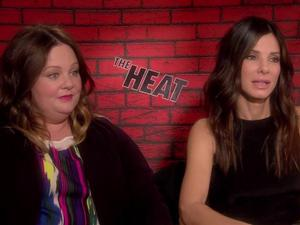 Exclusive: The Heat - The Fandango Interview