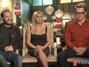 Exclusive: This Means War - The Fandango Interview