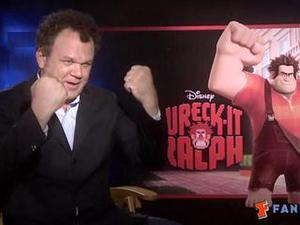 Exclusive: Wreck-It Ralph - The Fandango Interview