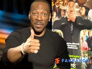 Exclusive: A Thousand Words - Eddie Murphy - The Fandango  Interview