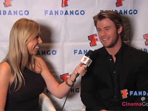 Exclusive: Chris Hemsworth Interview From Cinemacon 2011
