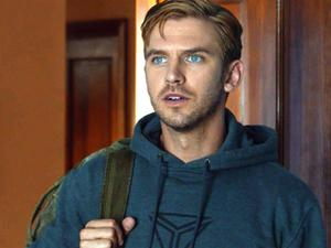 Exclusive: The Guest - Caleb's Room