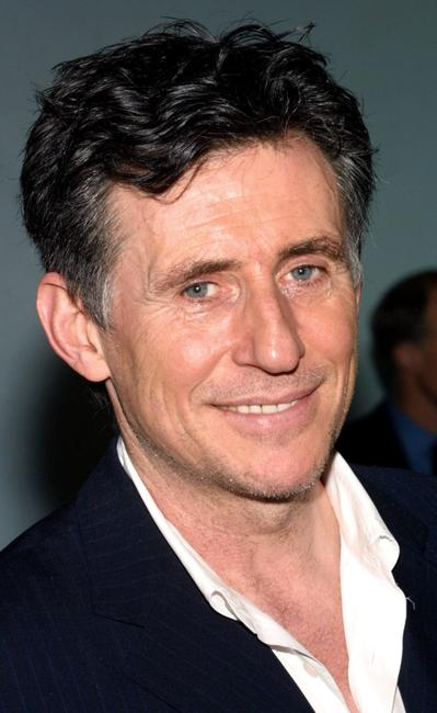 Gabriel Byrne at the Imagine Day celebration at Venice High School.