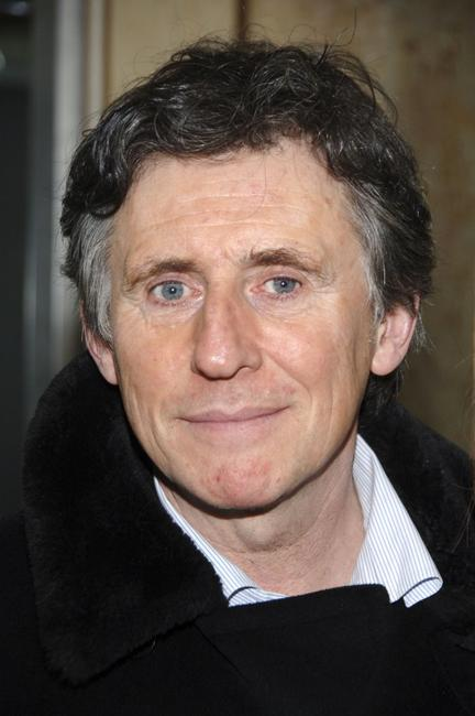 Gabriel Byrne at the after party for the screening of
