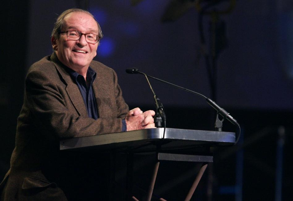 Sidney Lumet at Steiner Studios for the 17th Annual Gotham Awards presented by IFP.