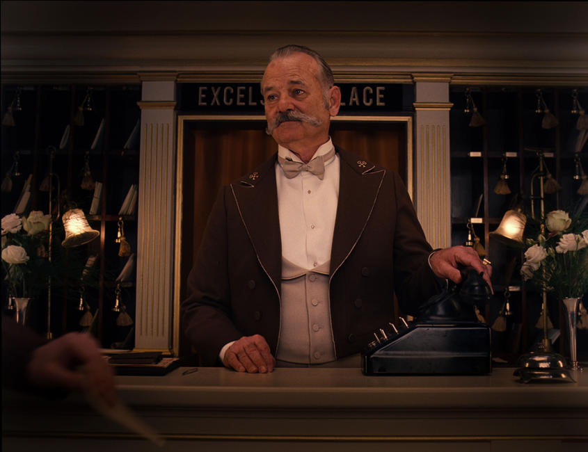 Bill Murray as M. Ivan in