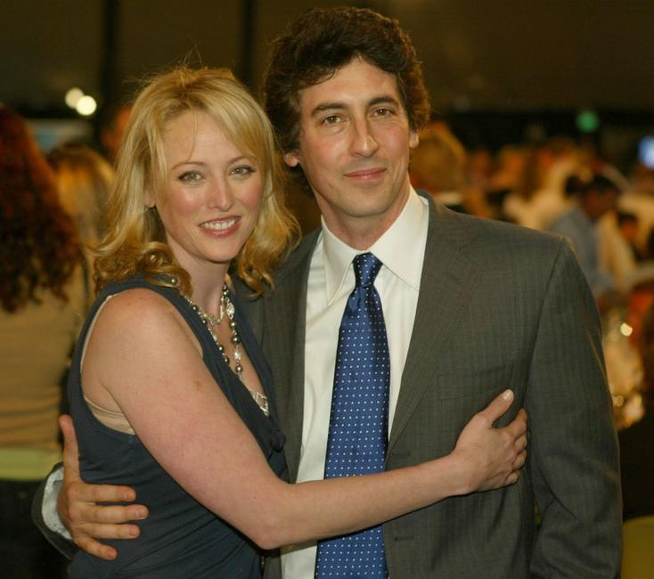 Alexander Payne and Virginia Madsen at the 20th IFP Independent Spirit Awards.