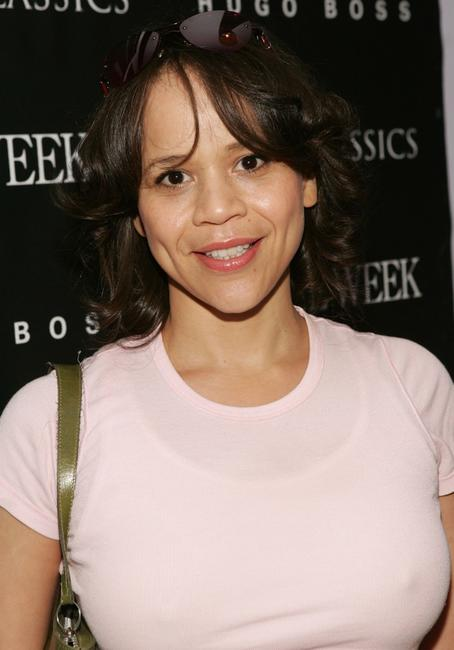 Rosie Perez at the Screening of