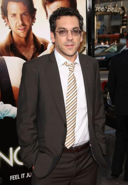 Todd Phillips at the Los Angeles premiere of