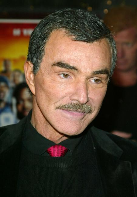 Burt Reynolds at the special screening of 'The Longest Yard.