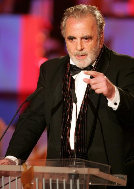 Maximilian Schell at the German Film Awards, the Deutscher Filmpreis, at the Philharmonic.