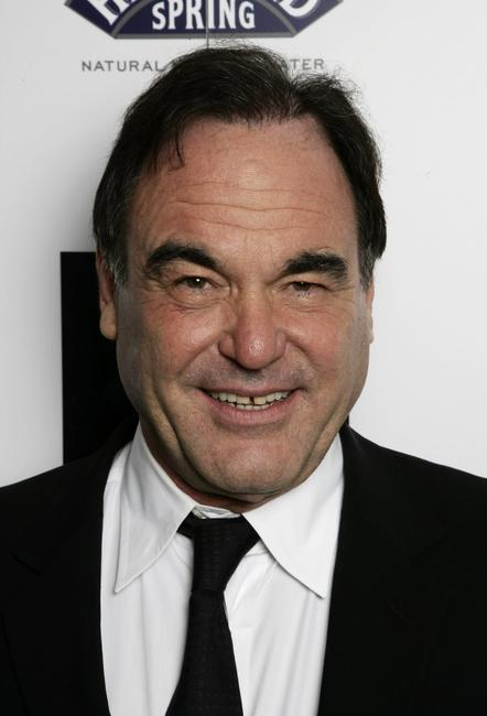Oliver Stone at the British Comedy Awards 2006.