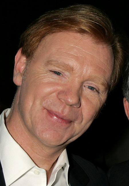 David Caruso at the Museum of Television and Radio's annual Los Angeles gala.