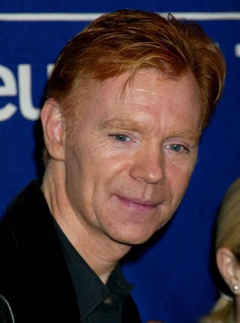 David Caruso at the 20th Anniversary William's Paley Television Festival at Director's Guild of America complex.