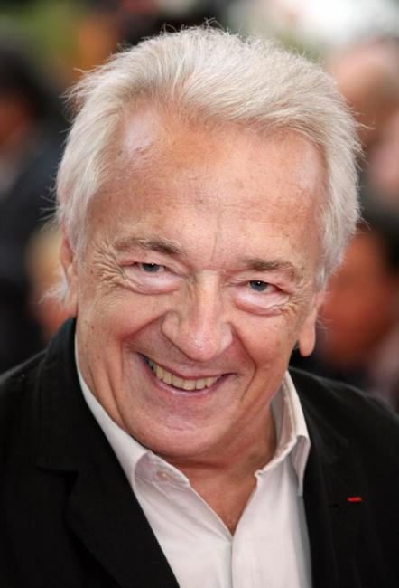 Jean-Pierre Cassel picture taken at the 59th edition of the International Cannes Film Festival.