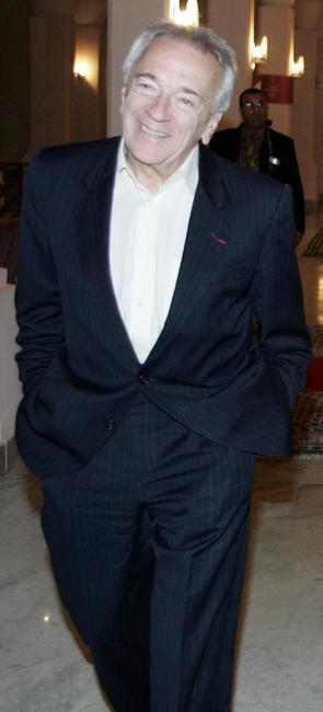 Jean-Pierre Cassel at the 4th Marrakesh International Film Festival.