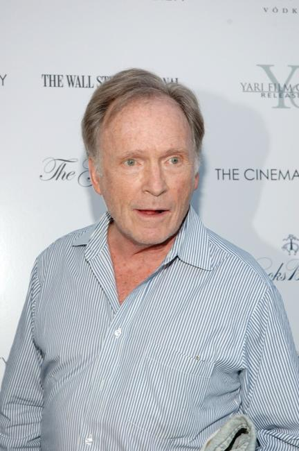 Dick Cavett at The Cinema Society Screening of