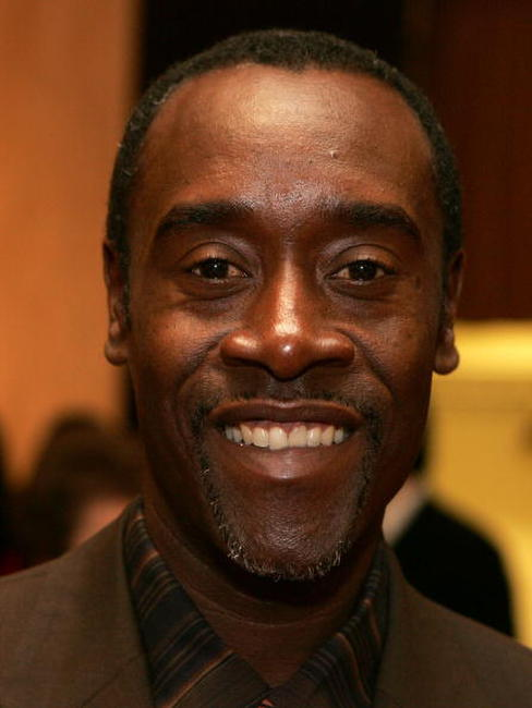 Don Cheadle at the Fulfillment Fund Annual