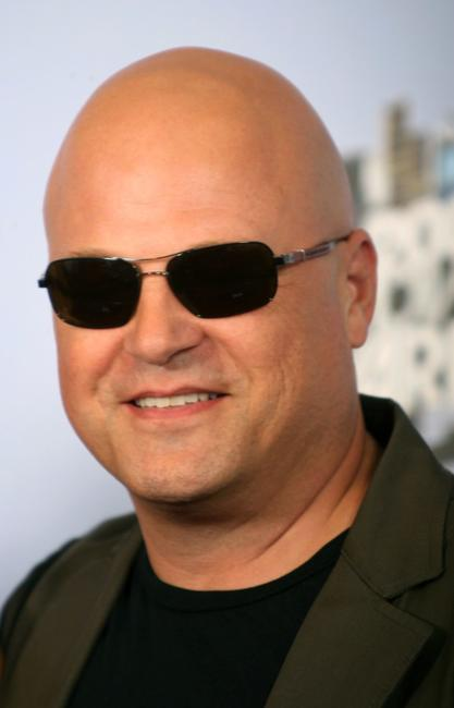 Michael Chiklis at the press room during the 2007 MTV Movie Awards held at the Gibson Amphitheatre.