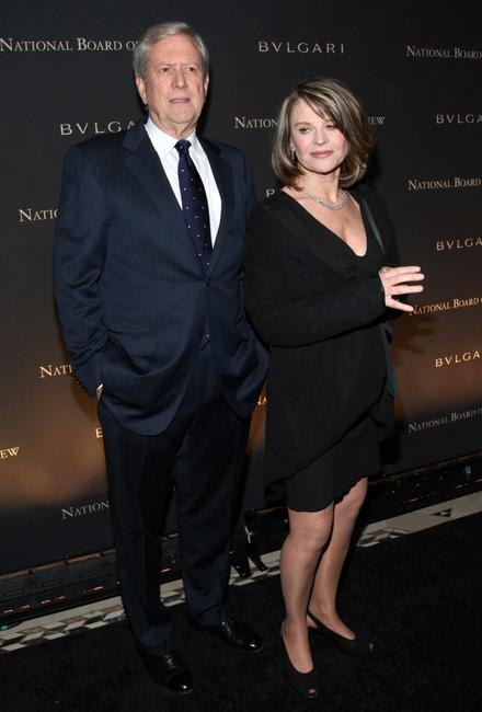 Julie Christie and Michael Murphy at the The 2007 National Board of Review Awards Gala.