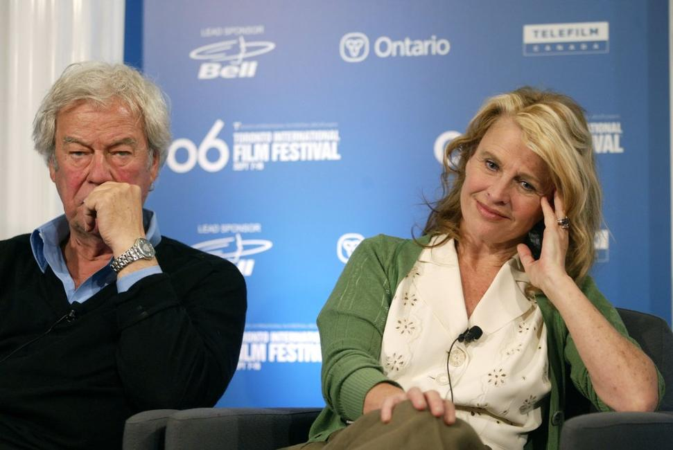 Julie Christie and Gordon Pinsent at the Toronto International Film Festival, attend the