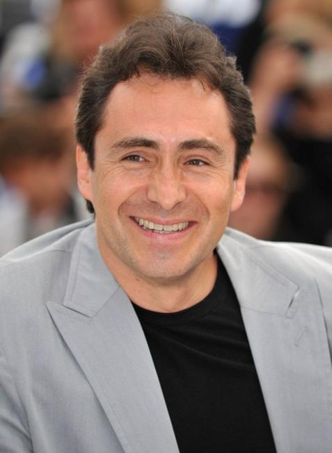 Demian Bichir at the 61st International Cannes Film Festival.