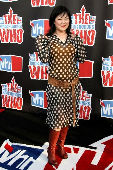 Margaret Cho at the 3rd Annual VH1 Rock Honors.