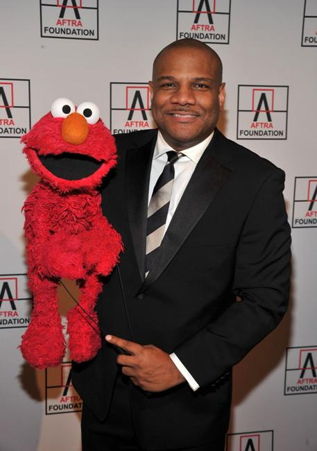 Kevin Clash at the 2010 AFTRA AMEE Awards.